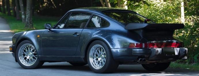 1981 Porsche 930 Turbo