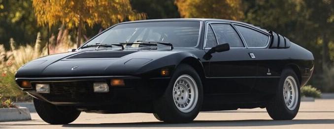 1975 Lamborghini Urraco  P111