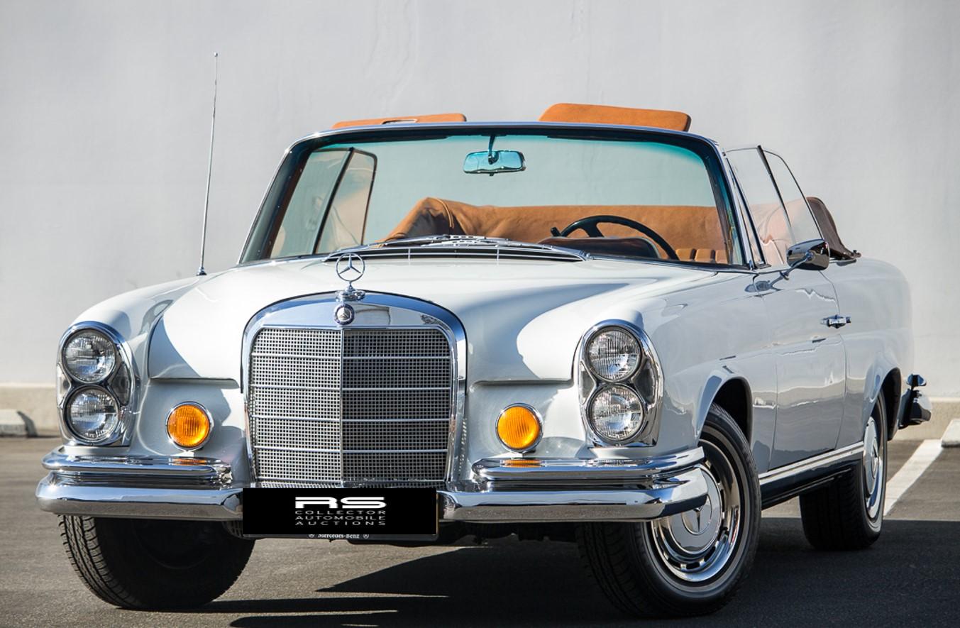1966 Mercedes Benz 250SE