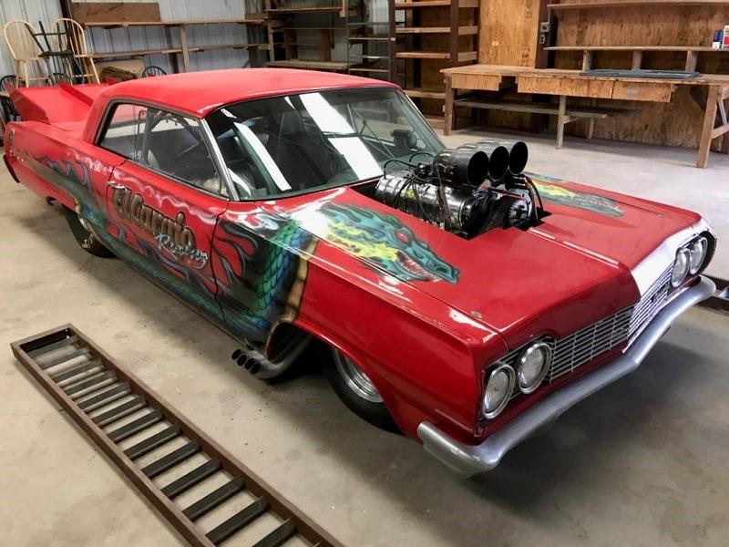 1964 Chevrolet Impala Race Car